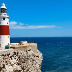 Europa Point Light House Image